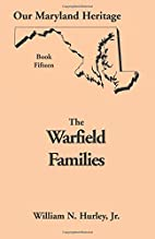 Warfield families : primarily of Montgomery…