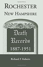 Rochester, New Hampshire Death Records,…