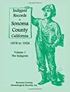 Indigent Records in Sonoma County,…