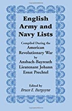 English Army and Navy Lists, Compiled During…