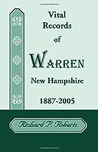Vital Records of Warren, New Hampshire,…