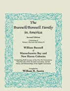 The Bunnell / Bonnell Family in America,…