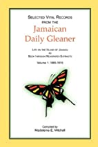 Selected Vital Records from the Jamaican…