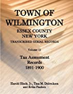 Town of Wilmington, Essex County, New York,…
