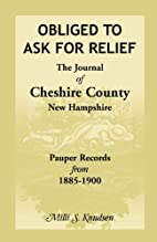Obligated to Ask for Relief, the Journal of…