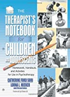 The Therapist's Notebook for Children…