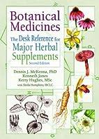 Botanical Medicines: The Desk Reference for…
