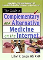 The Guide to Complementary and Alternative…
