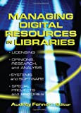 Katz, Linda S: Managing Digital Resources in Libraries