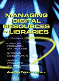 Katz, Linda S: Managing Digital Resources in Libraries (Acquisitions Librarian Monographic Separates)