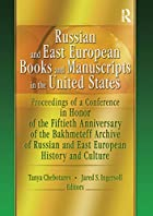 Russian and East European books and…