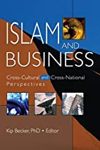 Islam And Business: Cross-Cultural And…