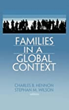 Families in a Global Context by Charles B.…