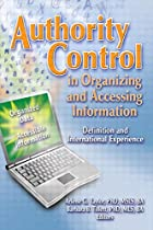 Authority control in organizing and&hellip;