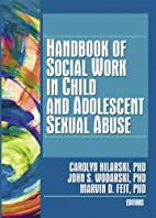 Handbook Of Social Work In Child And…
