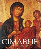 Cimabue by Luciano Bellosi