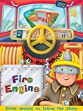 Goldsack, Gaby: Fire Engine (Turn the Wheel)
