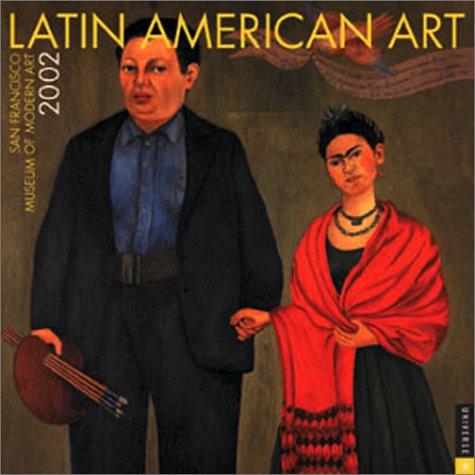 latin-american-art-2002-wall-calendar