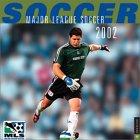 Publishing, Universe: Major League Soccer 2002 Wall Calendar