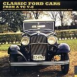 RIZZOLI: Classic Ford Cars Calendar