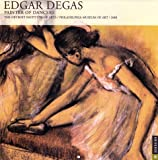 RIZZOLI: Edgar Degas Calendar