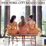 RIZZOLI: New York City Ballet Calendar