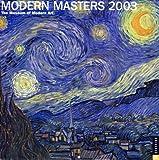 RIZZOLI: Modern Masters (MoMA) Calendar