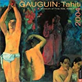 Museum of Fine Arts, Boston: Gauguin In Tahiti 2004 Wall Calendar