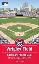 Wrigley field : a ballpark pop-up book