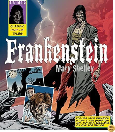 Frankenstein: A Classic Pop-Up Tale
