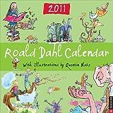 Dahl, Roald: Roald Dahl: 2011 Wall Calendar