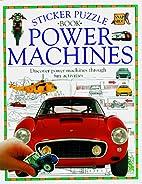 Power Machine (Snap Shot: Sticker Puzzle…