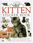Kitten: Ultimate Sticker Book (Ultimate…