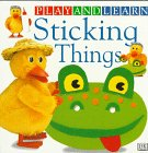 Sticking Things (Play and Learn) by DK…