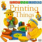 Printing Things (Play and Learn) by DK…