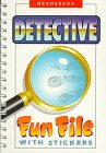 Detective Fun File with Stickers (Henderson…