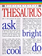 Thesaurus (DK Pockets) by DK Publishing