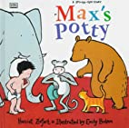 Max's Potty (Potty Books) by DK Publishing