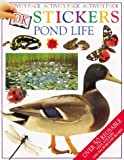 [???]: Stickers Pond Life: Activity Pack