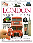 Ultimate Sticker Book: London by DK…