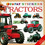 DK Publishing: Funfax Stickers: Tractors