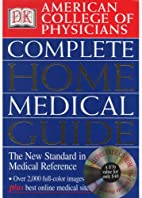 Complete Home Medical Guide (American…