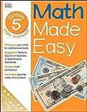 DK Publishing: Math Made Easy: Fifth Grade Workbook