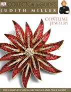 DK Collector's Guides: Costume Jewelry by…