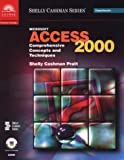 Shelly, Gary B.: Microsoft Access 2000: Comprehensive Concepts and Techniques