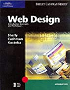 Web Design: Introductory Concepts and…