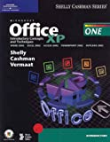 Shelly, Gary B.: Microsoft Office Xp: Introductory Concepts and Techniques  Word 2002, Excel 2002, Access 2002, Powerpoint 2002, Outlook 2002
