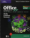 Shelly, Gary B.: Microsoft Office Xp: Introductory Concepts and Techniques