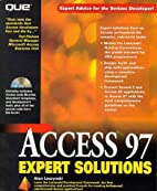 Access 97 Expert Solutions by Stan Leszynski