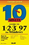 Aitken, Peter G.: 10 Minute Guide to 1-2-3 97 for Windows (10 Minute Guides)